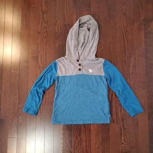 ✅Abercrombie Boys hoodie size 5/6